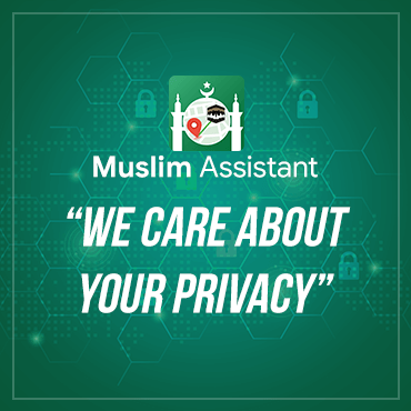 We care about your privacy